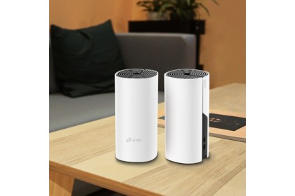TP-Link Deco M4 AC1200 Whole Home Mesh Wifi Wireless System [ 2 Pack / 3 Pack ]